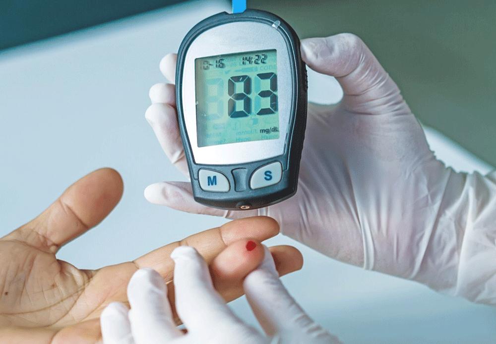 Cкачки глюкозы в крови