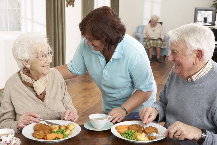 дома престарелых для больных деменцией