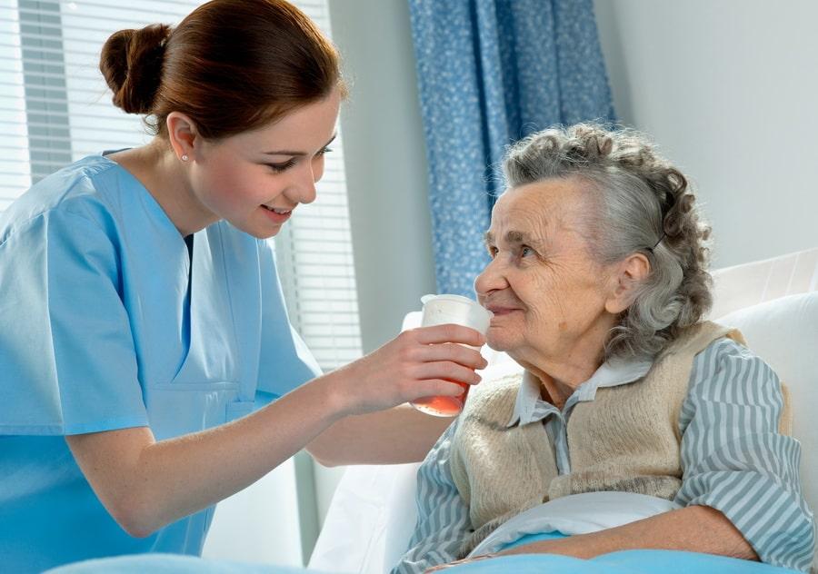 Уход за лежачими пенсионерами