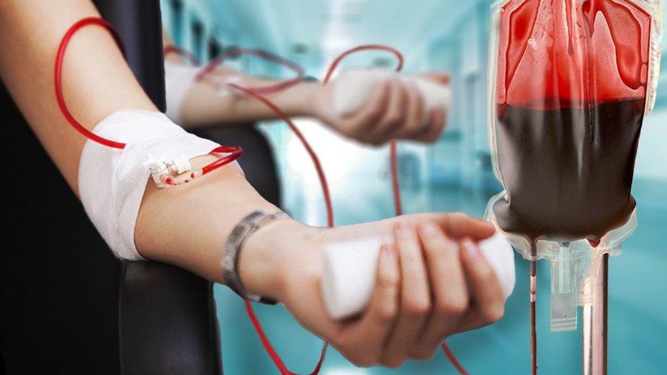 Универсальная донорская кровь