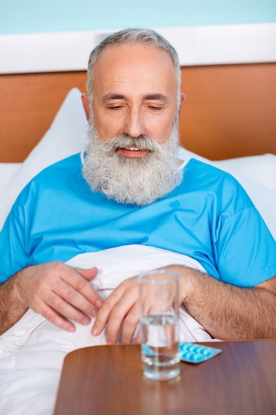 пансионат для пожилых лежачих больных