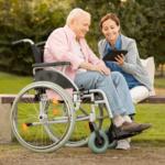 Уход за инвалидами 1 группы