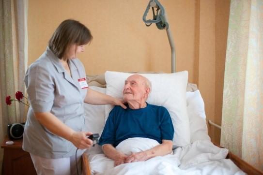 Пансионат для тяжелобольных пациентов